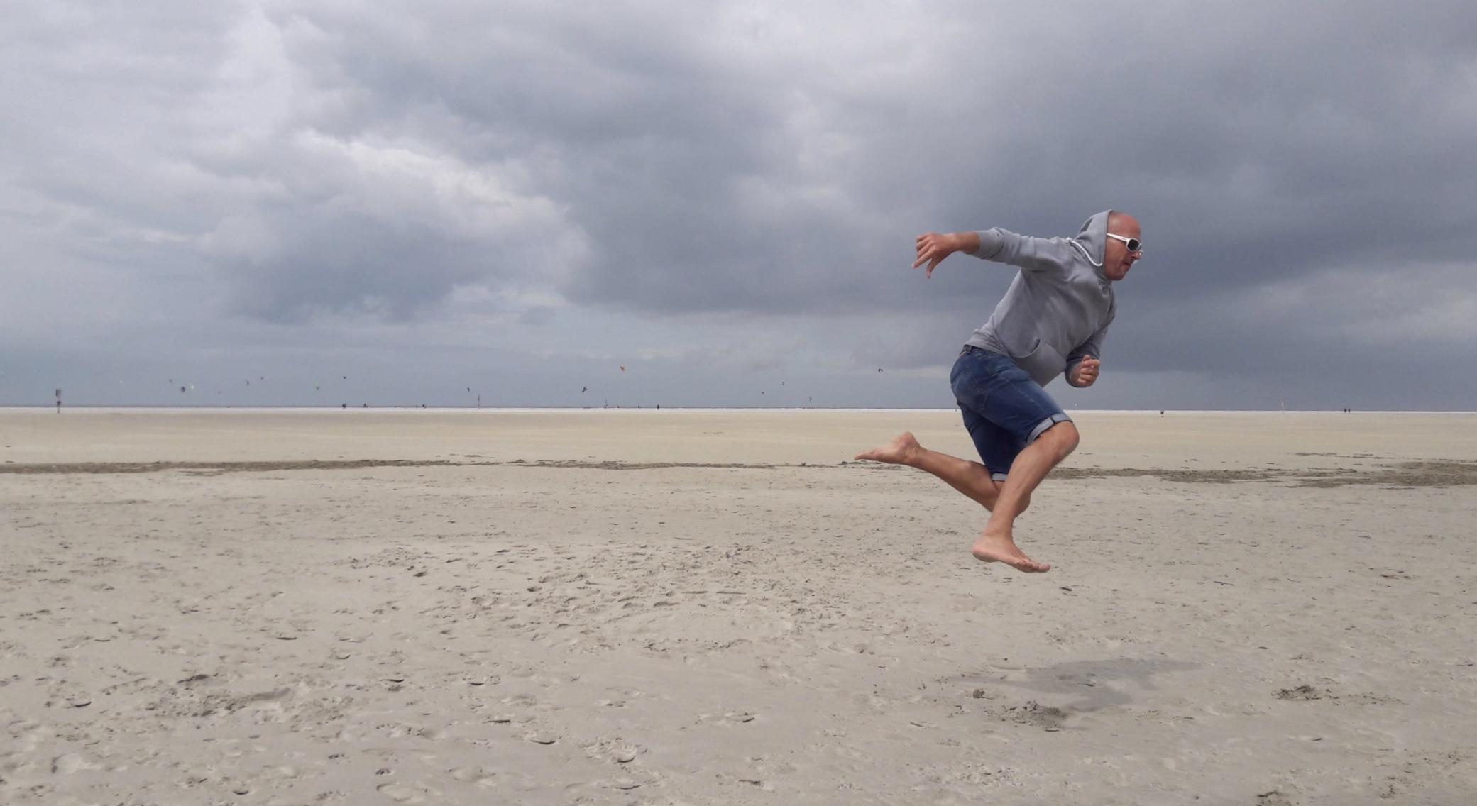 Tom Mittelbach – das Leben, der Sport, Digitales und die Schule